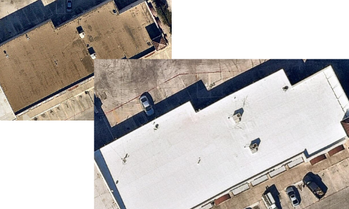 Martin Roofing Projects 6,000sqft 60mill TPO